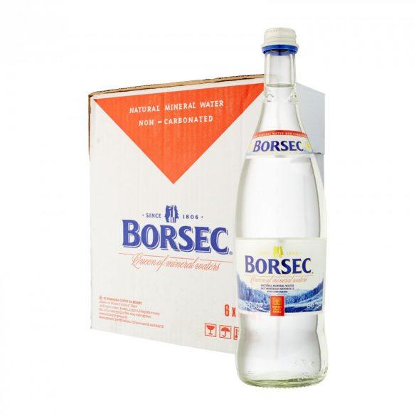 Borsec Ásványvíz 0,75l üveges mentes