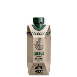 Cactus Drink- Kaktusz víz 0,33l Tetra Pack