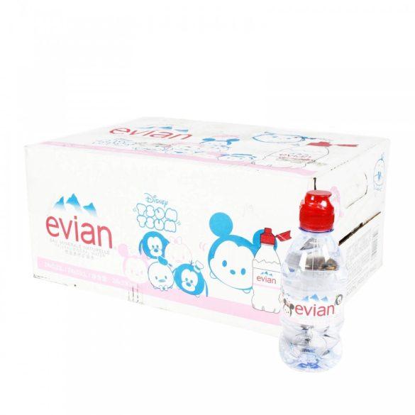 Evian Disney Kids 0,33l  mentes ásványvíz PET palackban
