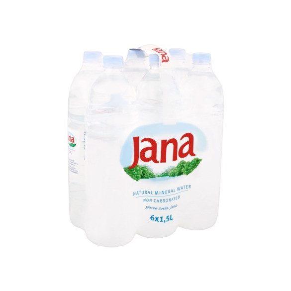 Jana szánsavmentes ásványvíz 1,5l