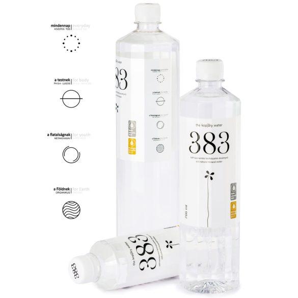 Kopjary 383 mentes ásványvíz 1,149l pet palackban