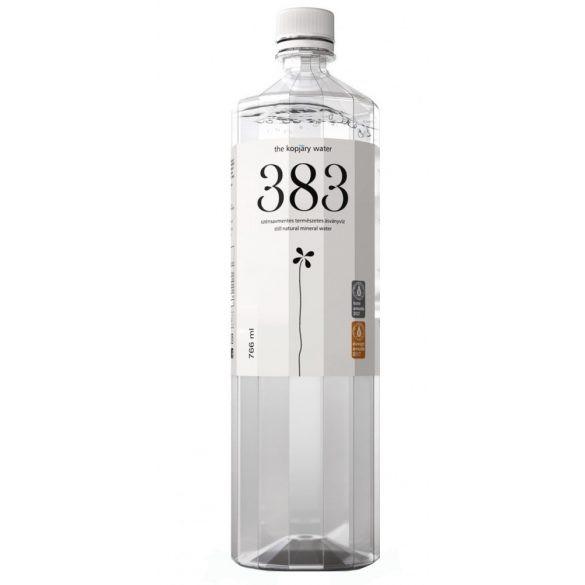 Kopjary 383 mentes ásványvíz 0,766l pet palackban