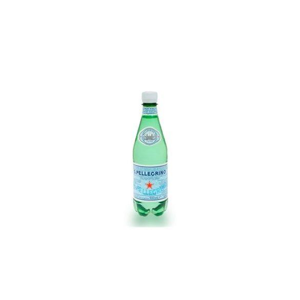 San Pellegrino 0,5l szénsavas ásványvíz PET palackban