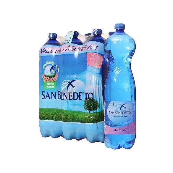San Benedetto 1,5l mentes ásványvíz