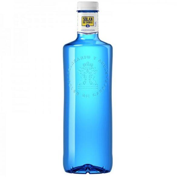 Solan de Cabras forrásvíz 1,5l Pet palackban