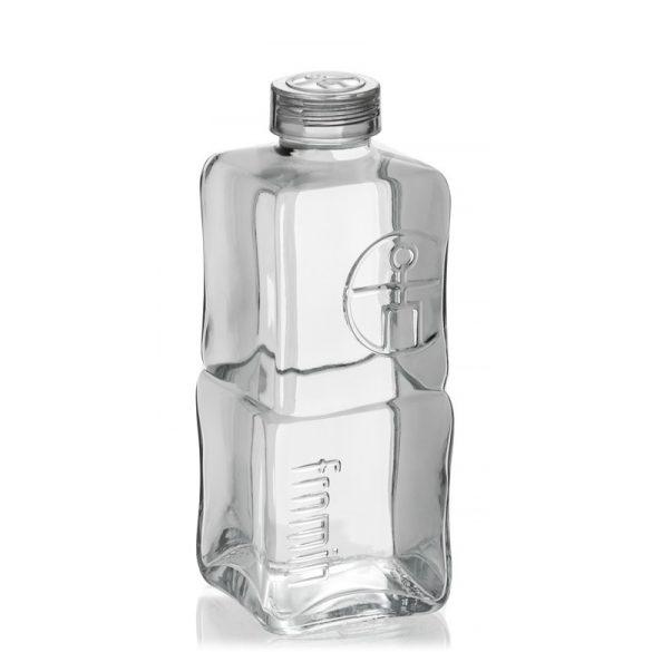 fromin Water 0,75l mentes jégvíz üveg palackban